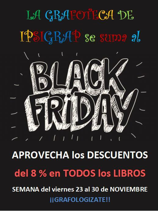 BLACK FRIDAY 2018 IPSIGRAP